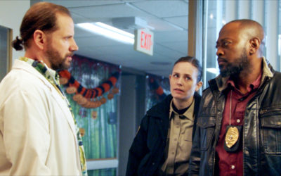 """Jamie Kennedy Teams Up With Patrick Lussier for """"Trick"""""""