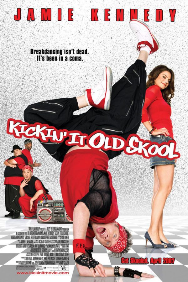 Kickin' It Old Skool autographed dvd