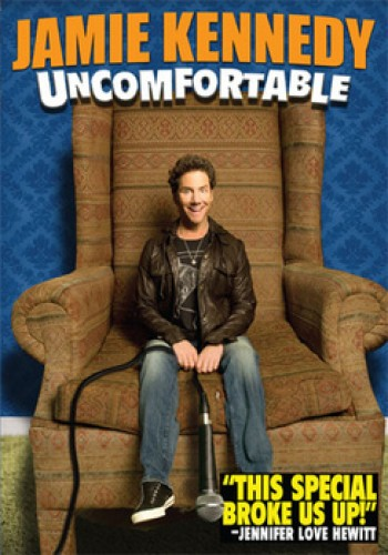 Uncomfortable Comedy Special DVD *Autographed